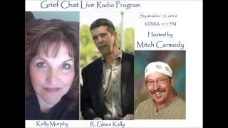 Radio Interview Grief Chat Live