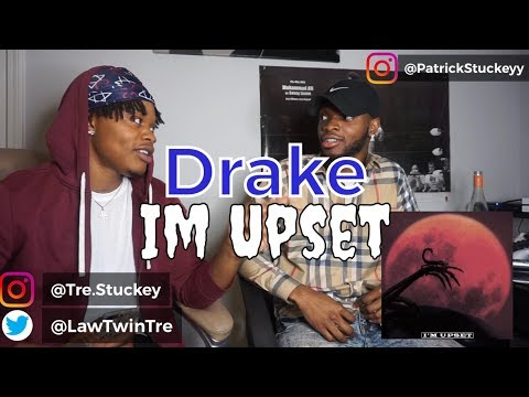 Video DRAKE - IM UPSET - REACTION !!!! download in MP3, 3GP, MP4, WEBM, AVI, FLV January 2017