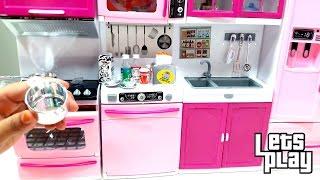 Video Mainan Anak Modern Kitchen Set 💖 Mainan Dapur Dapuran Keren 💖 Let's Play Jessica MP3, 3GP, MP4, WEBM, AVI, FLV Januari 2018