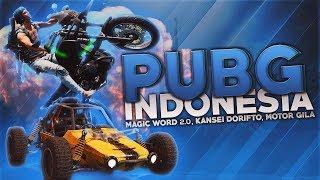 PUBG Indonesia - Magic Word 2.0, Kansei Dorifto, Motor Gila