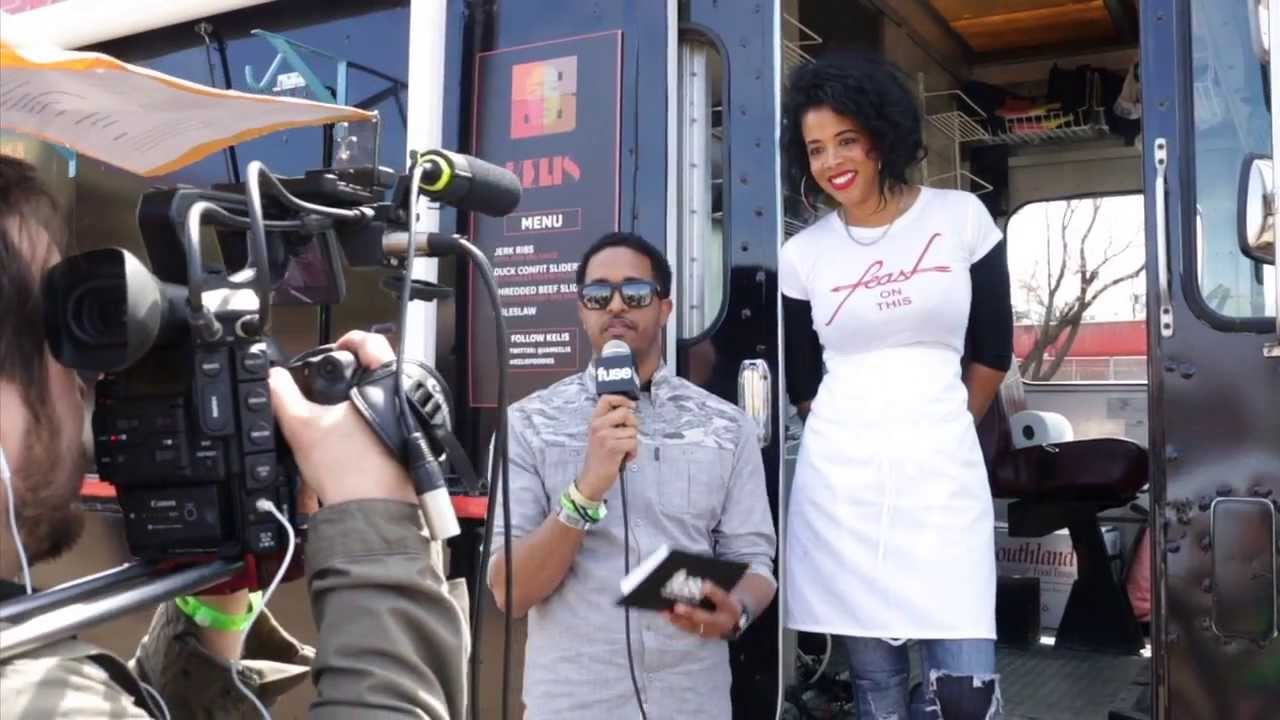 Kelis' SXSW 2014 Food Truck