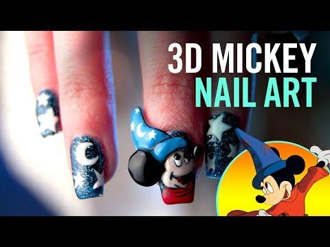 Disneyland Nail Art Tips By Disney Style Hasanwap