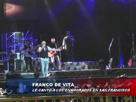 Franco de Vita en San Francisco