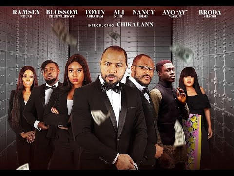THE MILLIONS: NIGERIAN MOVIE|RAMSEY NOUAH| AY COMEDIAN|TOYIN ABRAHAM|NANCY ISIME||REVIEW