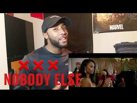 Trey Songz -  Nobody Else but you ( Official Video ) Reaction!!