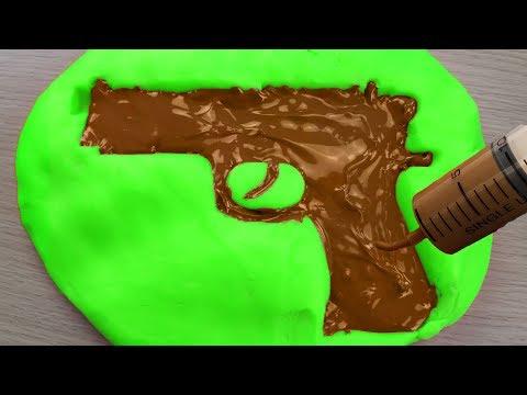 DIY Chocolate Nerf Gun