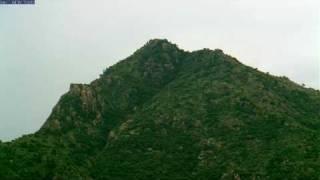 Hill TV two 10-Jul-18 (Arunachala hill)