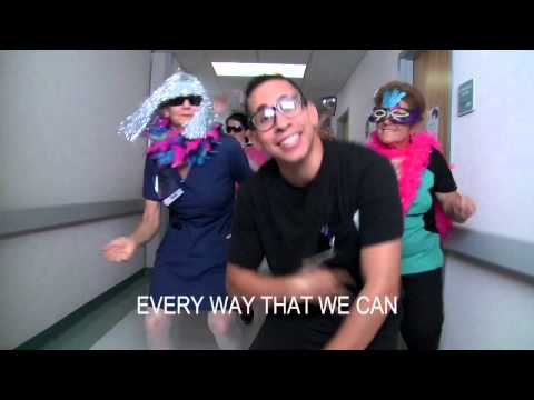 "BERT FISH MEDICAL CENTER – PLANETREE ROCK ""LMFAO Party Rock"" Parody"