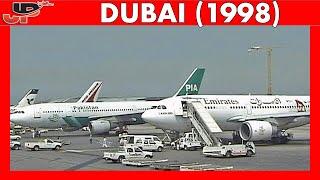 Video DXB DUBAI Int Airport 20 YEARS AGO! (1998) MP3, 3GP, MP4, WEBM, AVI, FLV Agustus 2018