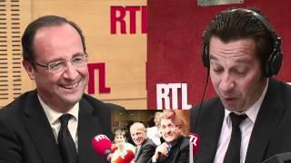 Video Laurent Gerra a imité François Hollande... devant François Hollande vendredi 4 mai 2012 - RTL - RTL MP3, 3GP, MP4, WEBM, AVI, FLV Mei 2017