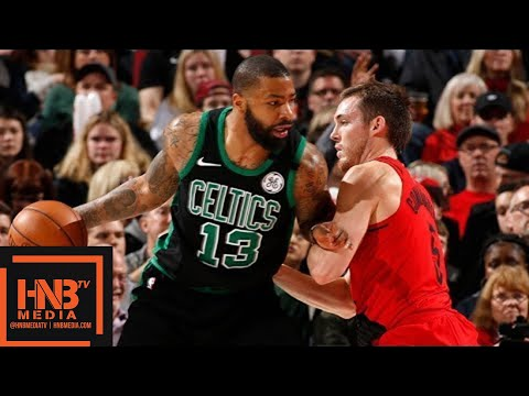 Boston Celtics vs Portland Trail Blazers Full Game Highlights / March 23 / 2017-18 NBA Season - Thời lượng: 9:39.