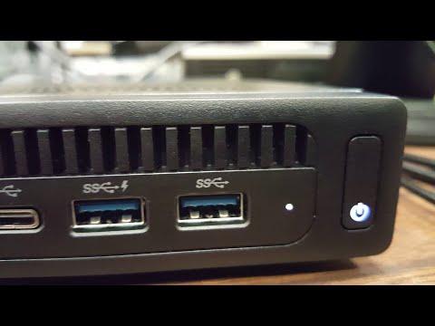 HP Desktop Mini Benchmark Review