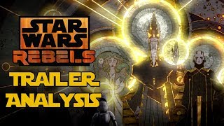 Video Star Wars Rebels Mid-Season 4 Trailer Breakdown and Analysis MP3, 3GP, MP4, WEBM, AVI, FLV Januari 2018
