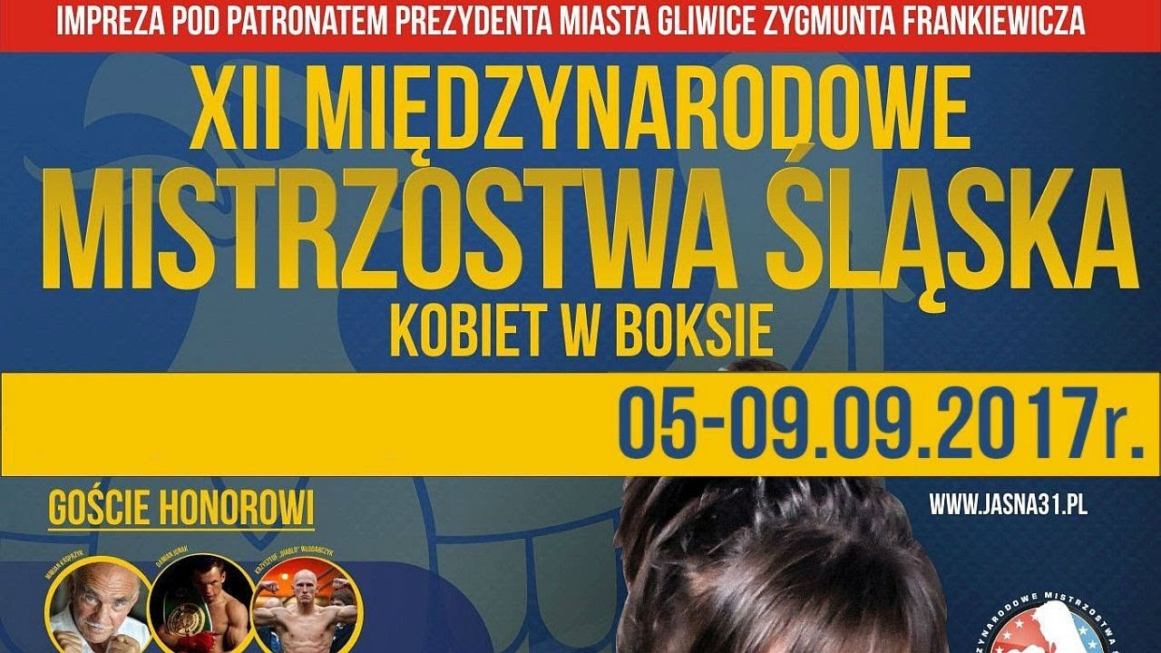 XII Międzynarodowe Mistrzostwa Śląska Kobiet