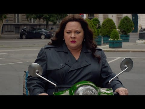 """spy - Melissa McCarthy debuted the brand new trailer for her upcoming film, """"Spy,"""" on Ellen's show. Check it out!"""