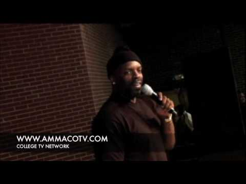 ammaco tv Alcorn Homecoming Comedy Show with Tk Kirkland & More
