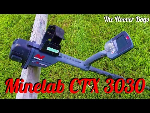 Minelab CTX 3030 Review, Unboxing Assembly Test Hunt, First Silver!!