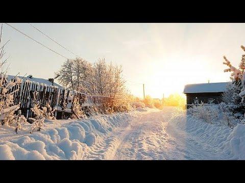 Το πιο παγωμένο χωριό στον κόσμο