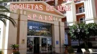 Roquetas De Mar Spain  city photo : PLAYACAPRICHO HOTEL - ROQUETAS DE MAR - SPAIN