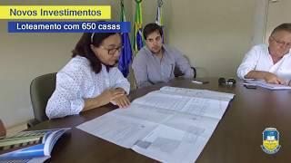 Prefeita celebra novos investimentos para Dourados