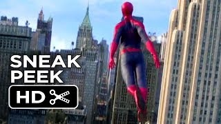 The Amazing Spider-Man 2 Official Final Trailer Sneak Peek (2014) - Marvel Movie HD