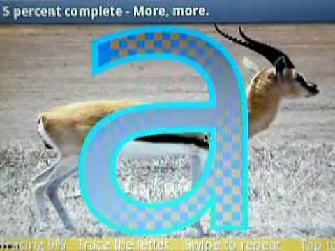 Video of Easy Animal Alphabet 1 FREE