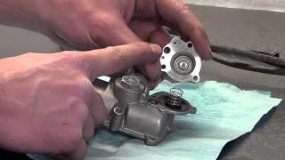 3. How to clean Honda CRF Carbs - FCR Flatslide