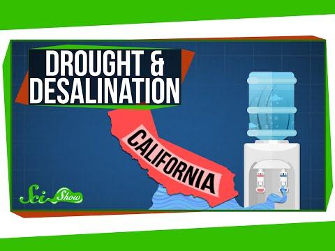 Can Seawater Fix California's Drought?
