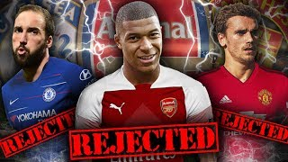 10 Players Who REJECTED The Premier League! by Football Daily