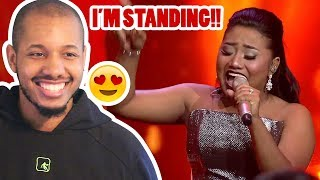 Video MARIA - STAND UP FOR LOVE (Destiny's Child) - RESULT & REUNION - Indonesian Idol 2018 REACTION MP3, 3GP, MP4, WEBM, AVI, FLV Juli 2018
