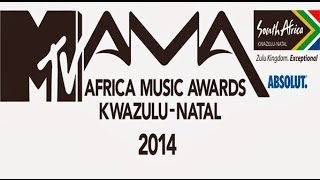 MTV MAMA Africa Music Awards 2014 FULL WINNERS LIST