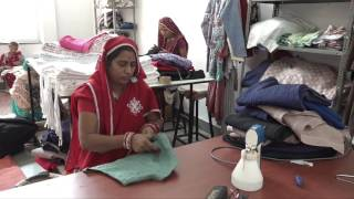 Sustainable textiles made in Jaipur