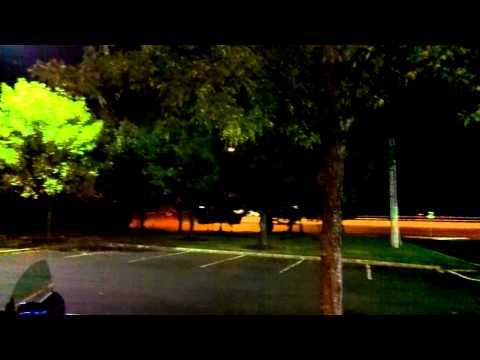 Motorola DROID Ultra Nighttime Sample Video