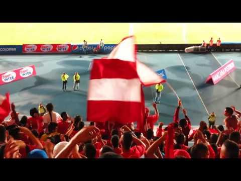 VIDEO CANTO TANTACERVEZA Y VINO QUE HAY  MECHITA TE QUIERO CON LOCURA - Baron Rojo Sur - América de Cáli