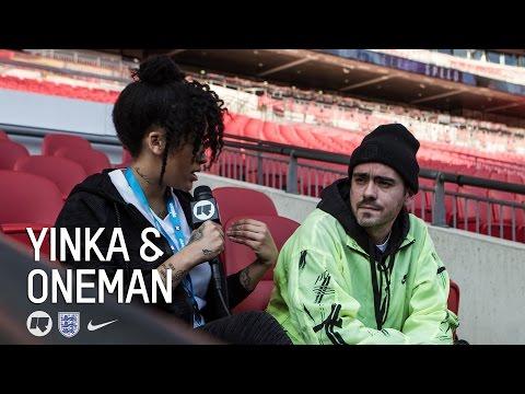 Yinka x Oneman | Rinse x Nike Football