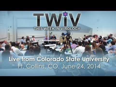 Virology from Colorado State University - TWiV #291
