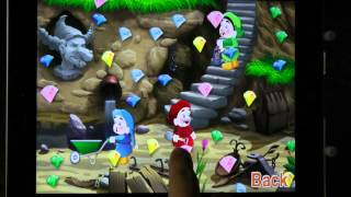 Snow White interactive story YouTube video