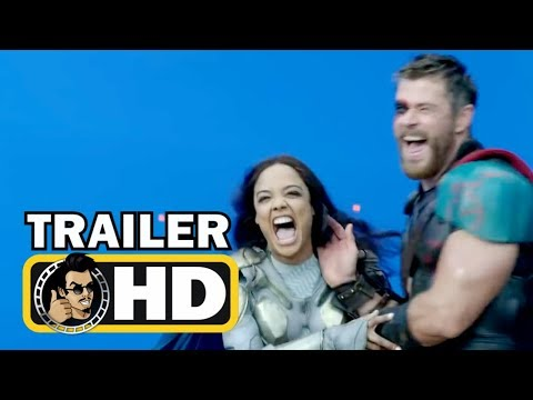THOR: RAGNAROK (2017) Bloopers Gag Reel Outtakes Trailer |FULL HD| Marvel Supehero Movie