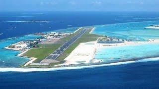 Video Landing at Male Maldives Airport MP3, 3GP, MP4, WEBM, AVI, FLV Desember 2018