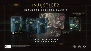 First three DLC characters for Injustice 2 revealed