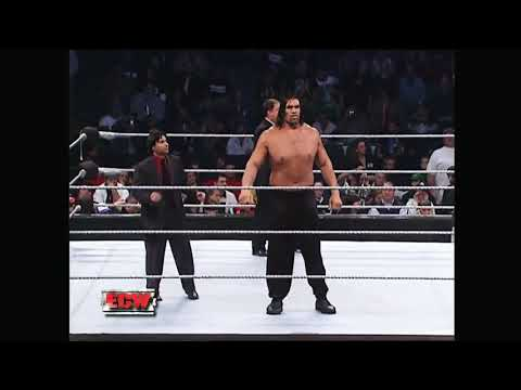 HINDI-Khali Vs GoldBerg Vs Undertaker Vs John Cena Vs Brock Lesnar Fight 12/8/14