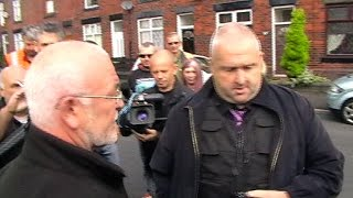 Video BULLY BAILIFFS CHASED out of BURY!!! [Police act on their OATH!] MP3, 3GP, MP4, WEBM, AVI, FLV Oktober 2018