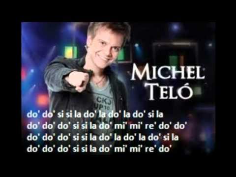 Ai Se Eu Te Pego flauta dulce notas   Partitura   Michel Telo   Recorder   Score   YouTube