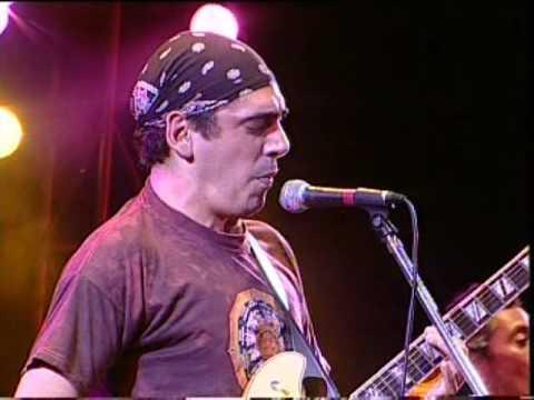 La Mississippi video Todo otra vez - San Pedro Rock II / Argentina 2004