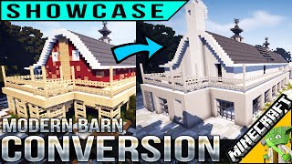 Modern Barn Conversion - UTB Showcase ft. GodCrafterUK
