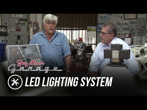 lighting - Paul Yarka demonstrates Flextronics' proprietary, energy-saving LED lighting system. » Subscribe: http://bit.ly/JLGSubscribe » Visit the Official Site: http://bit.ly/JLGOfficialSite THE...