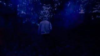 Dia memerhati di balik pokok 2am ( ڤنمڤاكن )
