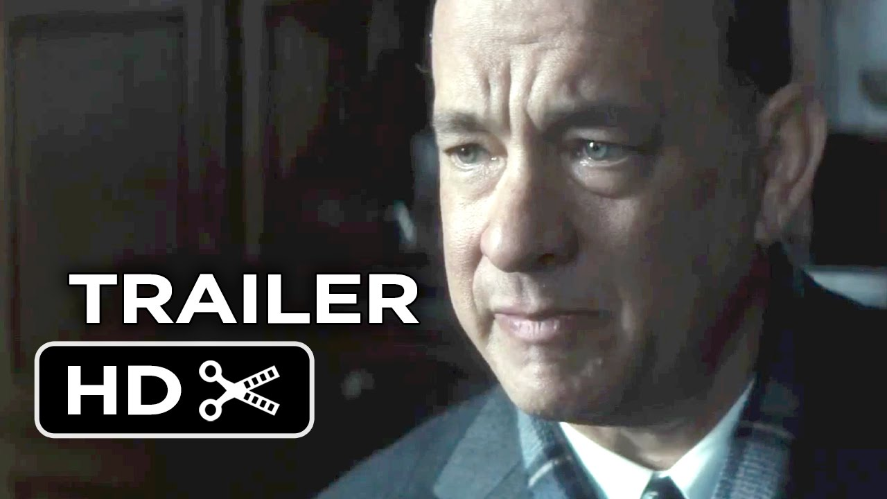 Bridge of Spies Official Trailer #1 (2015) – Tom Hanks Cold War Thriller HD #Estrenos #Trailers