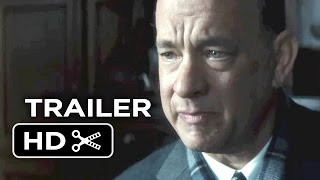 Bridge of Spies Official Trailer #1 (2015) - Tom Hanks Cold War Thriller HD - YouTube