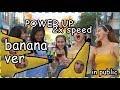 [DERPKSQUAD] [KPOP IN PUBLIC MONTREAL] [2X SPEED BANANA VER.] Red Velvet (레드벨벳) - Power Up